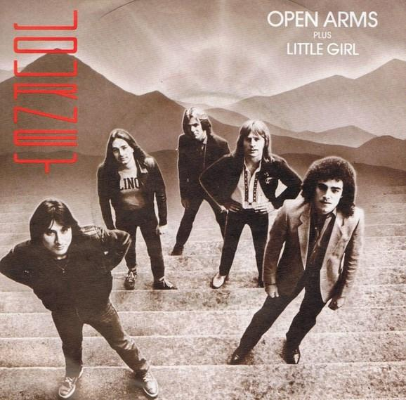 Journey– Open Arms