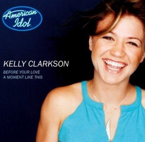 Kelly Clarkson– A Moment Like This