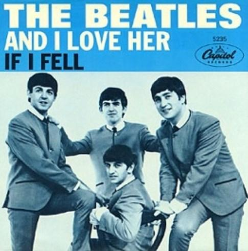 The Beatles– And I Love Her