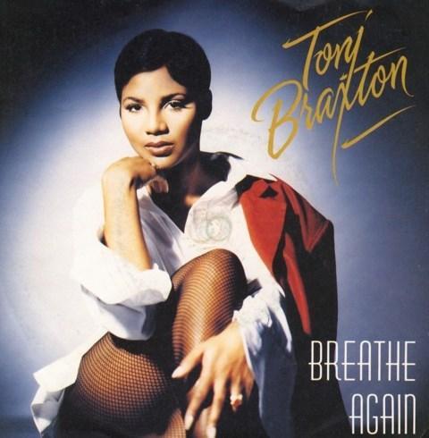 Toni Braxton– Breathe Again