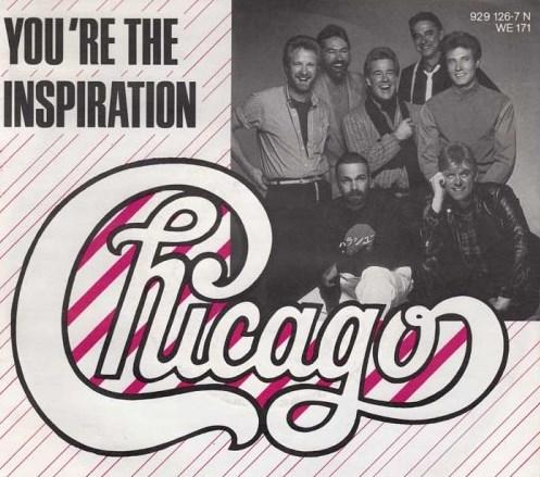 Chicago– You're the Inspiration
