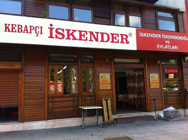 Kebapçı İskender  İstanbul'da canınız İskender yemek istediğinde tercih edilecek ilk mekanlardan biridir. Biraz pahalı olabilir ama lezzeti diğer iskender zincirleriyle kıyaslandığında ödediğiniz paraya değeceğini göreceksiniz. Çalışanları çok ilgili, servis gayet hızlı ve yiyecekler çok lezzetlidir.   Adres:  Caferağa Mahallesi, Neşet Ömer Sokak, No 3/A, Kadıköy, İstanbul