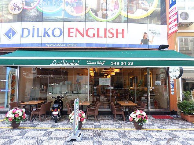 Laz İstanbul  İstanbuldaki en iyi Karadeniz lokantalarından. Kara lahana çorbasına kadar bulabileceğiniz zengin bir menüye sahip. Turşu kavurması ve lahana sarması harikadır. Porsiyonları gayet doyurucudur. Servisi ve güleryüzlü personeliyle, harika lezzetli kuru fasulye pilavıyla yüzünüzü güldürecektir.  Adres: Osmanağa Mahallesi, Halitağa Caddesi, Vahap Bey Sokak, No 14/A, Kadıköy, İstanbul