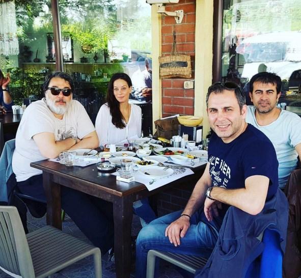 Emel Gölgeçen  Bursa yolcuları #kerematabeyoğlu :)