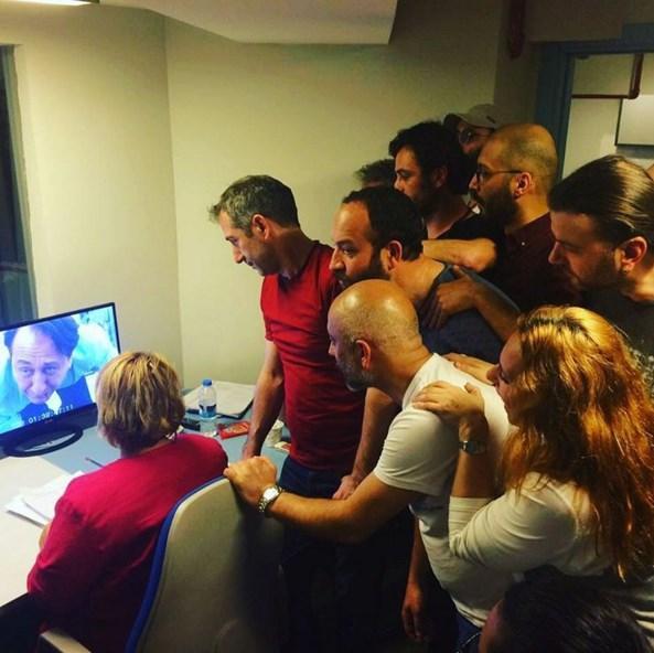 Özgür Ozan  Dublaj stüdyosun da yayınlanacak bölüm beğenildi👏👏👏@tugbaozyoldass