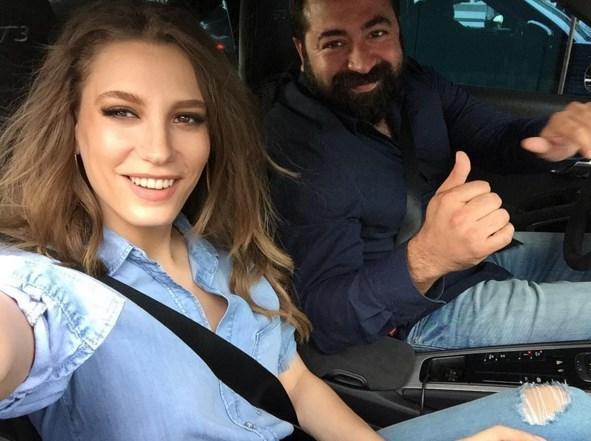 Serenay Sarıkaya  Manyak bir GT3 taxiride deneyimi yaşadım.... 😎 çok havalı birşey... Çok teşekkürler....🙏