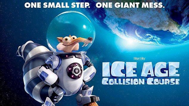 Ice Age: Collusion Course / Buz Devri 5 (15 Temmuz 2016)  Fox Animation Studios ve Blue Sky Studios firmalarının yapımcılığında hayata geçirilecek serinin yeni filmi çok sevilen animasyonun beşinci filmi olacak.