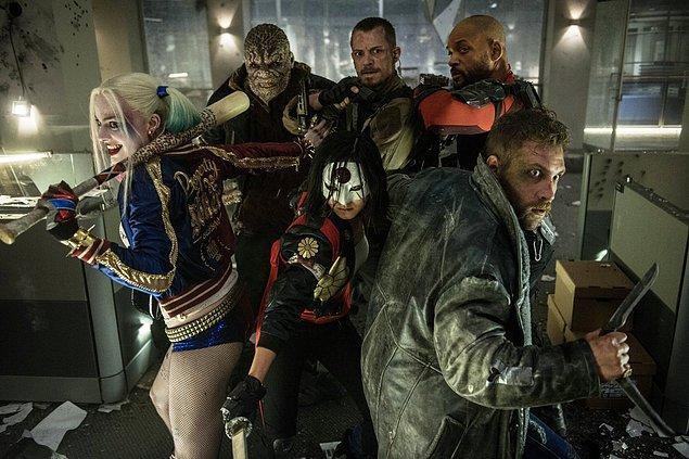Suicide Squad / İntihar Timi (12 Ağustos 2016)  DC Comics'in bol kötülü çizgi romanı olan Suicide Squad'dan aynı isimle uyarlanan filmin yönetmen koltuğunda David Ayer oturuyor. Robert  Kanigher ve Ross Andru'nun yarattığı karakterleri uyarlayan isimse Justin Marks. DC Entertainment ve Warner Bros.'un ortak yapımcılığında hayata geçen projenin kadrosunda ise Margot Robbie, Will Smith, Joel Kinnaman, Viola Davis, Jared Leto gibi yıldız pek çok isim yer alıyor.  Dünyanın en tehlikeli takımını toplamak için, hapisteki Süper Güçlü Kötü Adamları biraraya getir, devletin emri ile onları en güçlü silahlarla donat ve gizemli bir suç örgütünü yenmeleri için onları göreve gönder. Ancak, bu İntihar Timi, aslında başarılı olmaları için değil de, tescilli suçları nedeniyle, eninde sonunda kaybedecekleri aşikar bir göreve çıktıklarını fark ettiklerinde ne yapacaklardır?