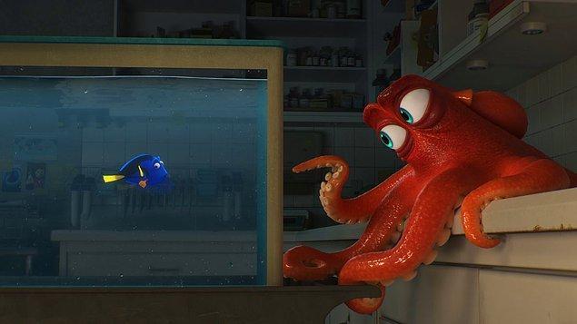 """Finding Dory / Kayıp Balık Dori (2 Eylül 2016)  Pixar'ın en sevilen animasyon filmlerinden biri olan Kayıp Balık Nemo'nun spin-off projesi olan Finding Dory (Kayıp Balık Dori), yapım aşamasına geçmek için gün saymaya başladı. Oğlunu aramak için okyanusu bir uçtan diğer uca yüzen Marlin'in, """"balık hafızalı"""" yoldaşı Dory, nihayet kendi adını taşıyan animasyon filmine kavuşacak!  Yeniden animasyon arenasının en maharetli ikilileri arasında gösterilen Andrew Stanton ve Angus MacLane bir arada. Albert Brooks ve Ellen DeGeneres ise, yeniden kahramanlarımıza ses verecekler! Dory'nin kendi ailesini bulma seriveni olan film, anlaşılan o ki yeniden emin ellere teslim edilmiş gibi görünüyor."""