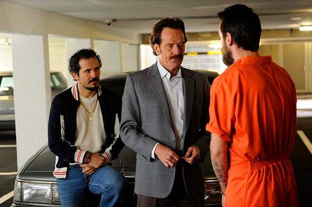 The Infiltrator (Vizyon tarihi kesinleşmedi)  ABD'li Gümrük Memuru, Kolombiyalı uyuşturucu baronu Pablo Escobar'ın karıştığı kara para aklama düzenini ortaya çıkarır. Brad Furman filmin yönetmenliğini üstlenirken, filmin başrollerde ise; Bryan Cranston, John Leguizamo, Diane Kruger, Amy Ryan gibi isimleri görüyoruz.