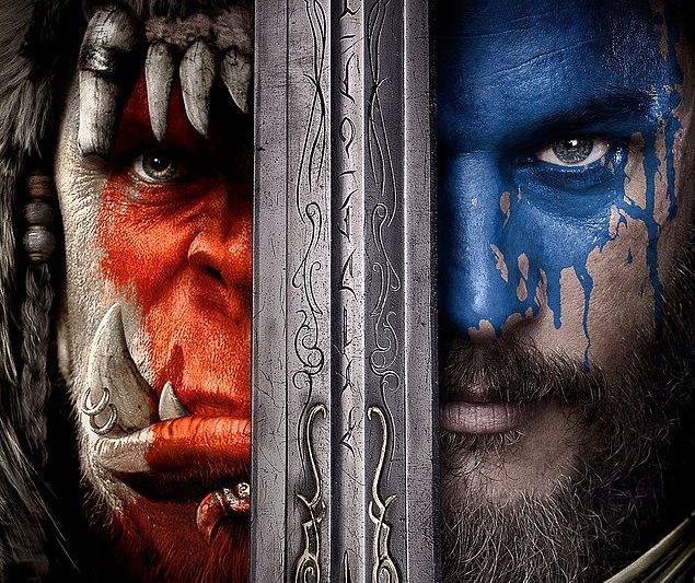 Warcraft: İki Dünyanın İlk Karşılaşması (10 Haziran 2016  World of Warcraft oyununun sinema filmi olan yapım farklı ırkların karşı karşıya geldiği fantastik bir dünyayı beyazperdeye taşıyor. Ork savaşçılarının ülkeleri yok olmuştur ve hayatta kalanlar yeni bir koloni oluşturmak amacıyla, Azeroth krallığının eteklerine gelirler.  Azeroth krallığı barışçıl ortamdan yana olsa da eşikteki bu savaş kaçınılmazdır. İki dünyayı birleştiren kapı açıldığında, bir ordu yıkım bekler, diğeri de yok olma ihtimaliyle karşı karşıyadır. Bu karşıt gruplardan iki kahraman, ailelerinin, halklarının ve ülkelerinin kaderini belirleyecek bir çatışma yoluna girerler.