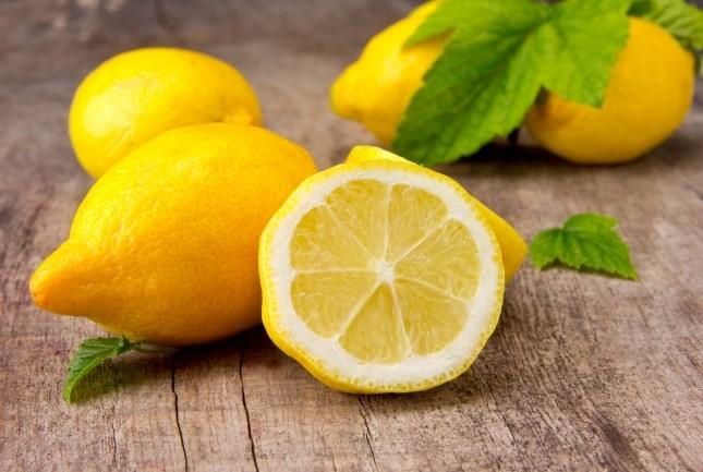 Limon ve tüm turunçgiller antioksidan yönünden zengin C vitamini yönünden zengindir.