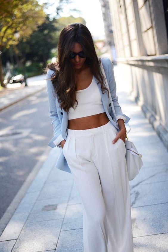 Bol Pantolon Modelleri ve Kombinleri