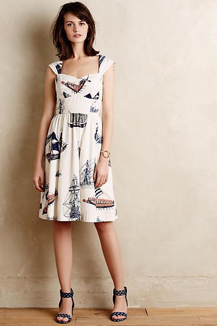 En Tatlı Diz Üstü Elbise Modelleri - 9