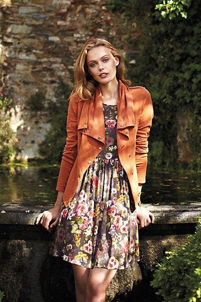 En Tatlı Diz Üstü Elbise Modelleri - 2