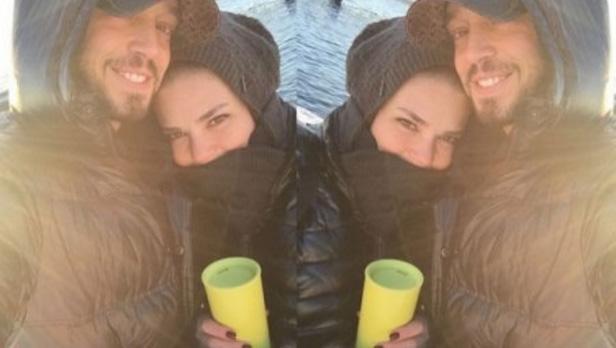 Murat Boz ve Aslı Enver'in aşkı da Instagram'da ortaya çıktı.