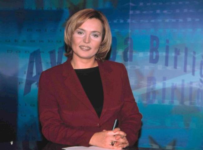 Seda Akgül; 2004 yılıhda da Geleceğin Toplum Lideri olarak Washington'da staj gördü.