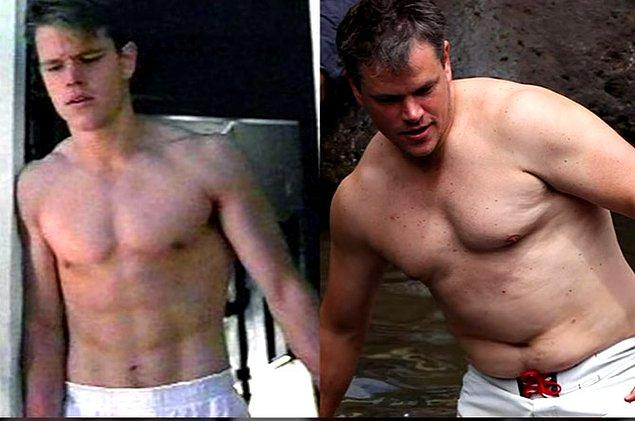 Mars yaramadı... (Matt Damon)