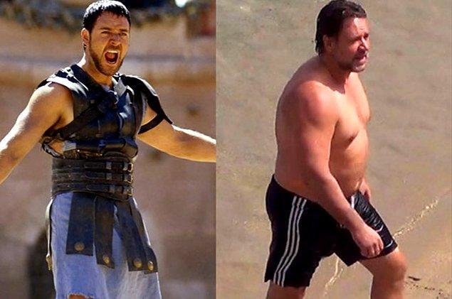 Gladyatörlük boş iş (Russell Crowe)