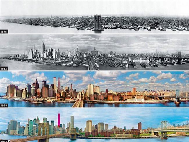 1876'dan günümüze New York