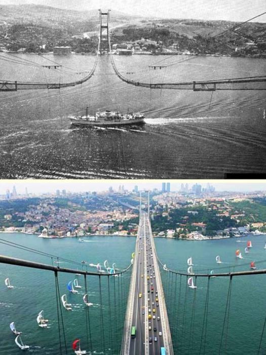 Boğaziçi Köprüsü - 1972 / 2016