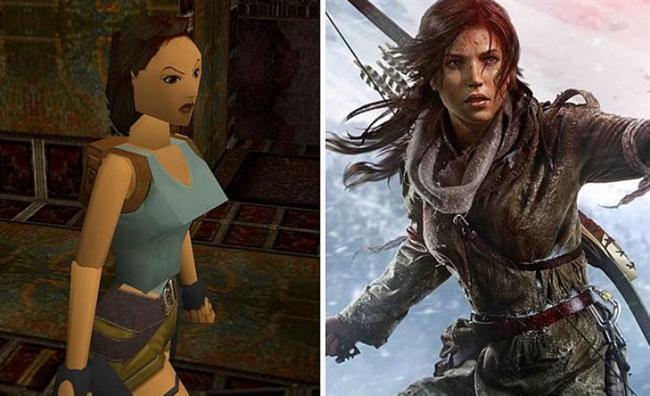 Tomb Raider - 1997 / 2016