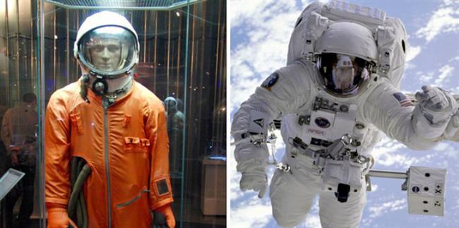 Uzay kıyafeti - 1961 / 2014