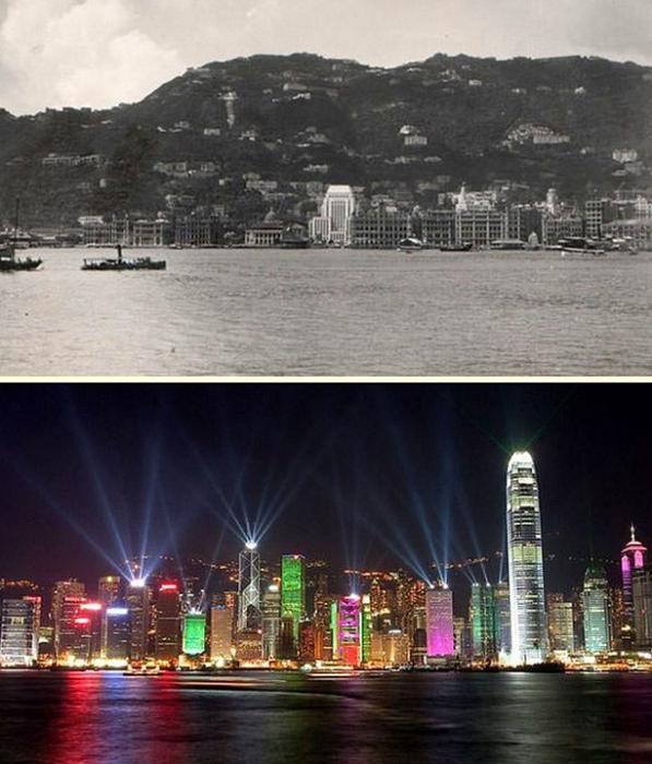 Hong Kong - 1920'ler / 2000'ler