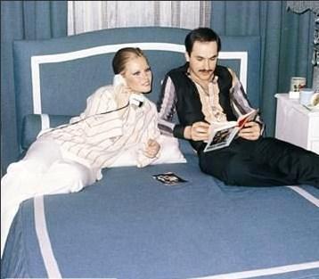 Daha sonra 1979'da Sinan Birsel'le bir evlilik yaptı.