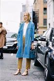 Sokak Modası: Kot Ceket - 6