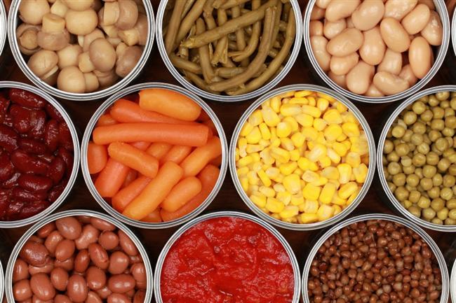 Konserve Gıda  Konserveler de sağlıksız koşullarda satıldığında önemli riskler barındırabiliyor. Kapağı ve tabanı bombe yapmış, etiket bilgisi yıpranmış ve eskimiş ürünlerden mutlaka kaçınmalısınız.