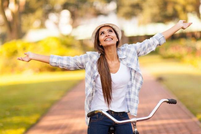 Bisiklete binmek kalp sağlığına iyi geliyor ve kalp hastalıklarından koruyor.
