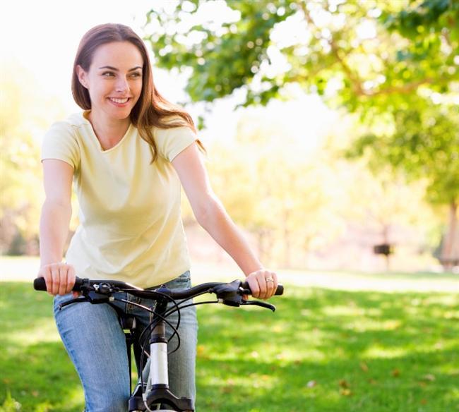 Bisiklete binmek denge ve koordinasyon gibi yeteneklerinizin gelişmesini sağlıyor.