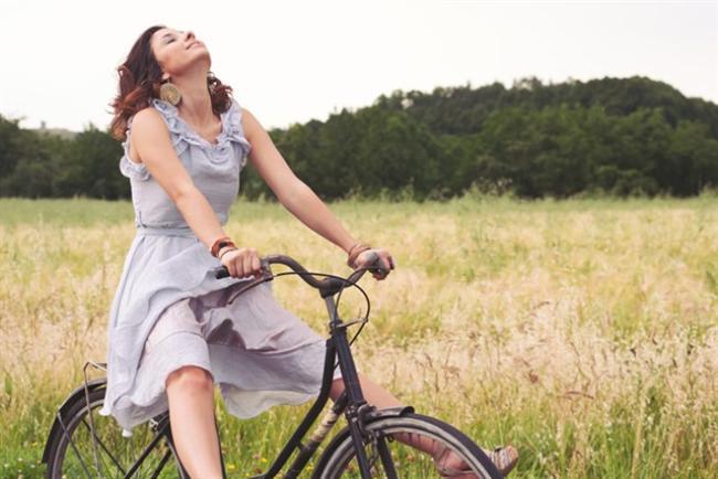 Bisiklete binerek herhangi başka bir egzersiz yapmanıza gerek kalmadan fit bir vücuda sahip olabilirsiniz.