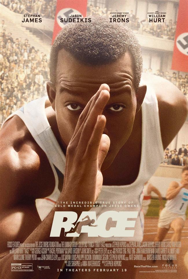 Rüzgarın Oğlu  Stephen Hopkins'in yönetmenliğini yaptığı Joe Shrapnel ve Anna Waterhouse'un kaleme aldığı Race 1936 yılında Berlin Olimpik Oyunları'nda 4 adet altın madalya kazanan atlet Jesse Owens'ın hayatına odaklanıyor. Tarihin en iyi atleti olmak için çıktığı yolda efsanevi bir yıldız olan ve 1936 Olimpiyatları'nda Adolf Hitler'in Ari üstünlüğü görüşüne karşı mücadele ederek dünya sahnesine çıkan Jesse Owens'ın gerçek ve etkileyici hikayesine tanık oluyoruz.