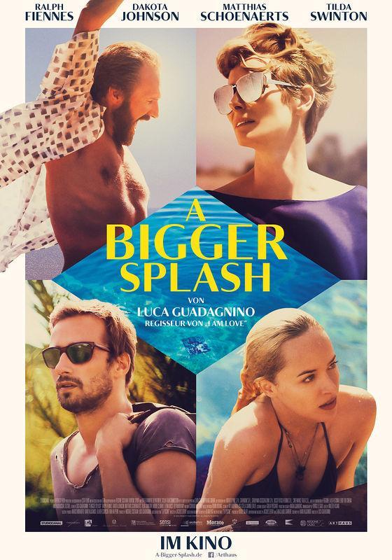 Sen Benimsin  Marianne ve yakışıklı sevgilisi Paul yaz tatilini İtalya'da volkanik bir adada bulunan evlerinde geçirmektedir.  Marianne'nin eski sevgilisi Harry ve sevgilisinin güzeller güzeli kızı Penelope de bu ilginç seyahate dahil olur. Bööylece kıskançlık, aşk ve erotizm dolu bir yolculuk başlar. Yönetmenliğini Luca Guadagnino'nun üstlendiği filmin başrolleriniyse Dakota Johnson, Tilda Swinton, Matthias Schoenaerts ve Ralph Fiennes paylaşıyor.