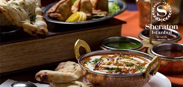 Sheraton İstanbul Ataköy  Sheraton İstanbul Ataköy, iki farklı seçenekle karşımıza çıkıyor. İster Cook Book ve Mey Türk restoranlarında keyifli bir iftar yemeğinde buluşun, isterseniz de açık büfe ve set menü alternatifini seçebilirsiniz.   Sadece Türk mutfağından değil, dünya mutfağından da sayısız özel yemeği kendine has özel yorumu ile sunan Cook Book, şimdiden bizim favorimiz oldu.  Mey Türk'te mavinin ve yeşilin bir arada olduğu muhteşem atmosferinde iftarın keyfini çıkarabilirsiniz.  Cook Book kişi başı fiyat: 90 TL Mey Türk kişi başı fiyat:  80 TL  Sheraton İstanbul Ataköy  Adres: Adres: Rauf Orbay Caddesi Sahilyolu, Ataköy Telefon: (0212) 413 0600