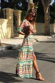 Yazlık Elbise Kombin Önerileri - 7