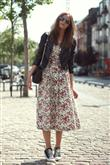 Yazlık Elbise Kombin Önerileri - 8