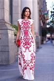 Yazlık Elbise Kombin Önerileri - 2