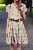 Yazlık Elbise Kombin Önerileri - 11
