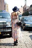 Yazlık Elbise Kombin Önerileri - 14