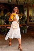 Yazlık Elbise Kombin Önerileri - 15