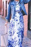 Yazlık Elbise Kombin Önerileri - 16