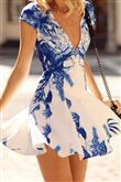 Yazlık Elbise Kombin Önerileri - 18