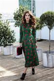 Yazlık Elbise Kombin Önerileri - 26