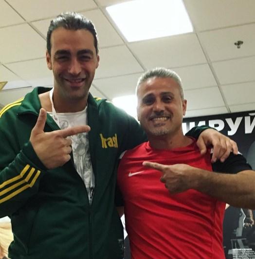 Sarp Levendoğlu  Roma Fatih'i Galatasaray lı Papenmustafa Abim..💛❤️
