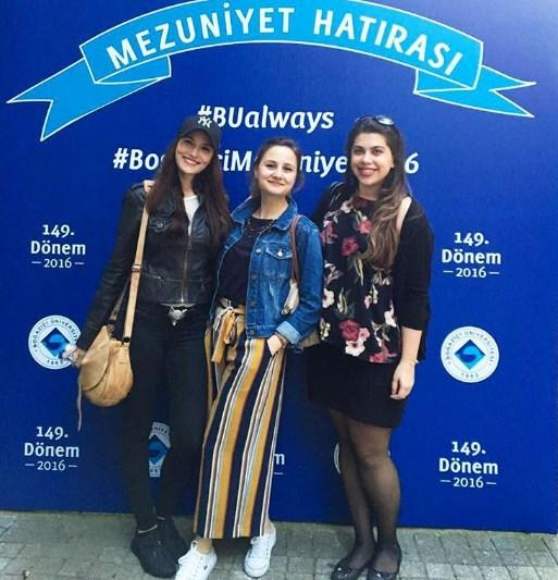 Fahriye Evcen  #BogaziciUniversitesi #homecoming2016 #mezunlargünü