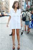 Gömlek Elbise Kombin Önerileri - 5