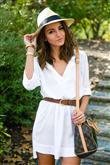 Gömlek Elbise Kombin Önerileri - 15